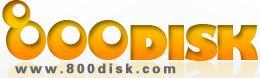 800网络硬盘800disk.com提供800M免费网络硬盘空间